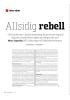 Allsidig rebell