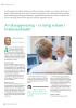 Avviksrapportering - et nyttig verktøy i kvalitetsarbeidet?