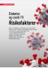 Diabetes og covid-19: Risikofaktorer