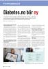 Diabetes.no blir ny
