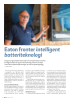 Eaton fronter intelligent batteriteknologi