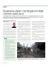Eksplosive våpen i tettbygde områder rammer sivile verst