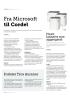 Fra Microsoft til Cordel
