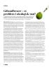 Giftstoffrester - et problem i økologisk mat?