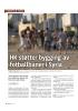 HK støtter bygging av fotballbaner i Syria