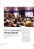 I år vil landsmøtet foregå digitalt