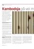 Kambodsja på vei mot diktatur