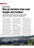 Kan gi sterkere trær som fanger mer karbon