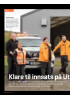 Klare til innsats på Utøya