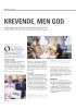 KREVENDE, MEN GOD