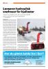 Lanserer hydraulisk snøfreser for hjullaster