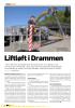 Liftløft i Drammen