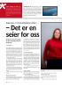 MANGE MOBBES PÅ JOBB.