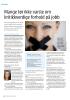 Mange tør ikke varsle om kritikkverdige forhold på jobb
