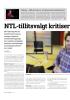 NTL-tillitsvalgt kritiserer AAP-reglene