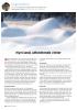Nytt land, utfordrende vinter