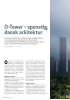 O-Tower - spenstig, dansk arkitektur