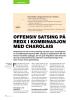 OFFENSIV SATSING PÅ REDX I KOMBINASJON MED CHAROLAIS