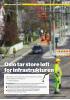 Oslo tar store løft for infrastrukturen