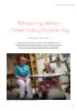 Palliasjon og demens - Tenker lindring fra første dag