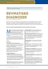 REVMATISKE DIAGNOSER