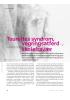 Tourettes syndrom, vegringsatferd og bekymringsfullt skolefravær