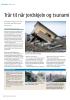 Trår til når jordskjelv og tsunami rammer