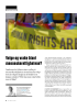 Velge og vrake blant menneskerettighetene?