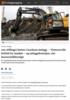 100 stillinger kuttes i Isachsen Anlegg: - Vinteren blir kritisk for maskin - og anleggsbransjen, sier konserntillitsvalgt