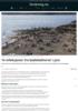 14 infeksjoner fra badebakterier i juni