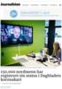 150.000 nordmenn har registrert sin status i Dagbladets koronakart