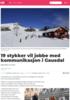19 stykker vil jobbe med kommunikasjon i Gausdal