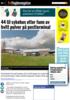 44 til sykehus etter funn av hvitt pulver på postterminal