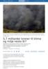 5,7 milliarder kroner til klima og miljø neste år?