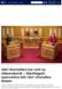 ABC Startsiden har satt ny videorekord: - Stortingets spørretime blir vårt «Paradise Hotel»