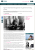 Agnes Mathilde Wergeland: En glemt kvinnelig lyriker