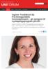 Agnete Fredriksen får Forskningsrådets innovasjonspris - gir pengene til nyskapingsprogram på UiO