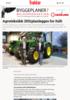 Agroteknikk 2021planlegges for fullt