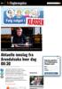 Aktuelle innslag fra Arendalsuka hver dag 08:30