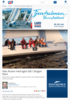 Alex Rosen med egen båt i Skagen Race