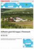 Alfheim gård til topps i Finnmark