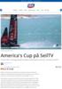 America's Cup på SeilTV