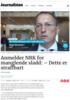 Anmelder NRK for manglende sladd: - Dette er straffbart