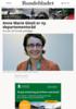 Anne Marie Glosli er ny departementsråd