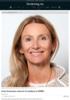 Anne Simonsen utnevnt til medlem av EMBO