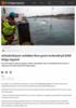 Arbeidstilsynet avdekket flere grove lovbrudd på KNM Helge Ingstad