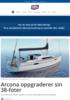 Arcona oppgraderer sin 38-foter