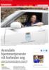 Arendals hjemmetjeneste vil forbedre seg