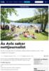 Ås Avis søker nettjournalist