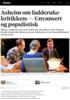 Asheim om fadderuke-kritikken: - Unyansert og populistisk